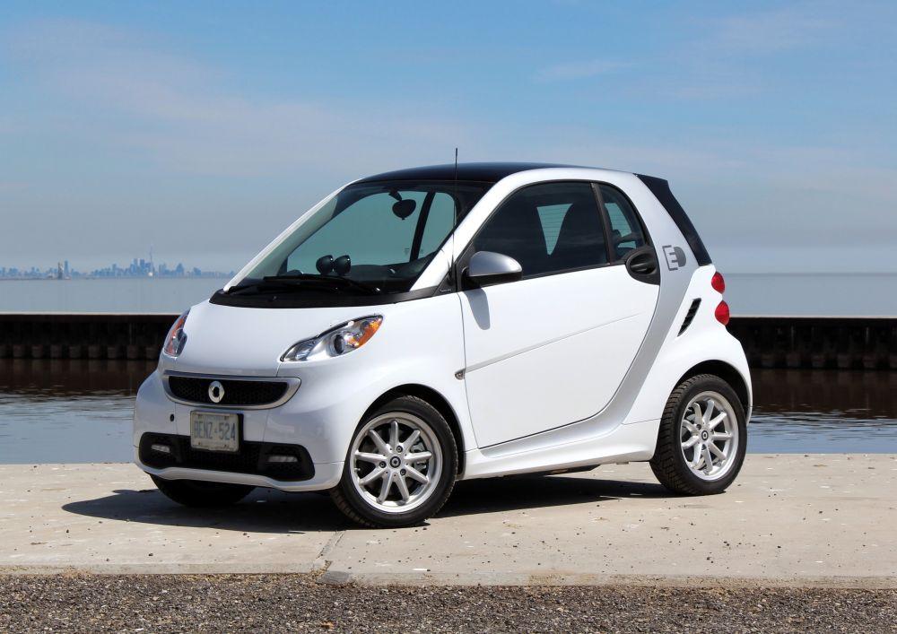 Smart electric drive купить