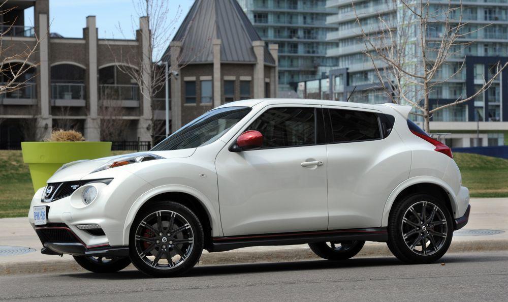 2014 Nissan Juke Nismo Rs Road Test Wheels Ca